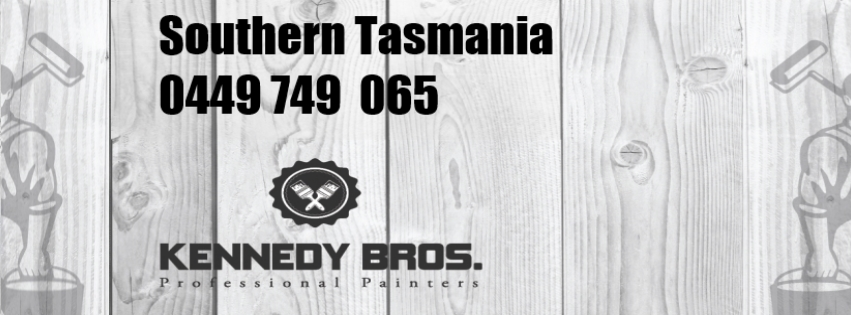 Kennedy Bros Professional Painters Kennedy Brothers Professional Painters Southern Tasmania