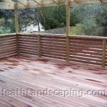 Pergola and Deck Heath Landscaping Tasmania