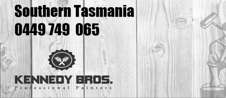 Kennedy Bros Professional Painters Tasmania